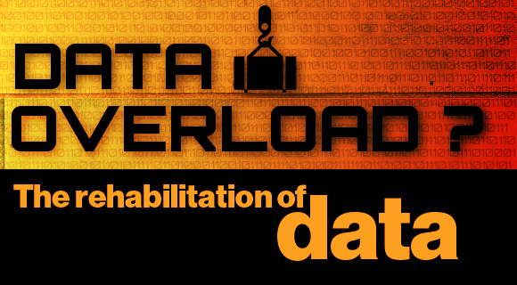 The rehabilitation of data