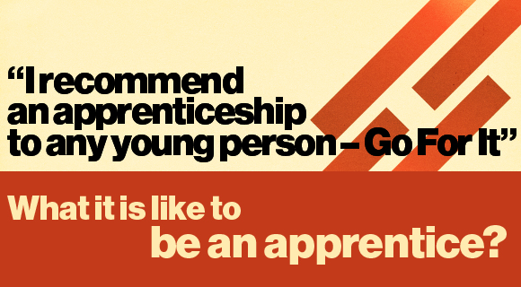 what is it like to be an apprentice