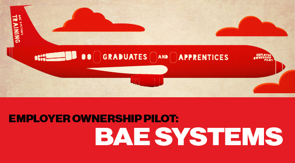 BAE systems employer ownership pilot