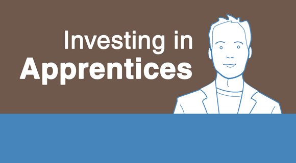 Investing in apprentices